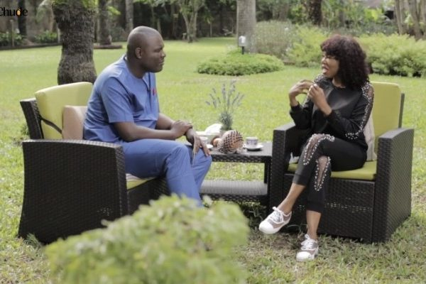 Betty Irabor talks about her battle with mental health and visit to Yaba Psychiatric Hospital  on #WithChude