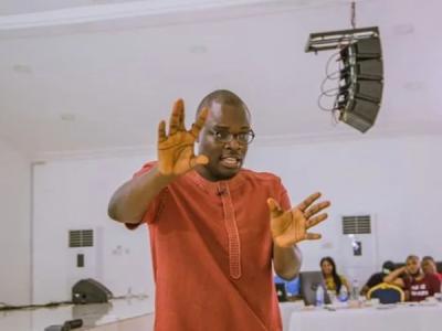 Chude Jideonwo to speak on Google Africa's panel on Gender-based Violence.